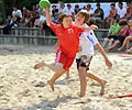 Lehrfilm Beach Handball